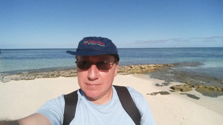 Fred Marin en Nouvelle Calédonie